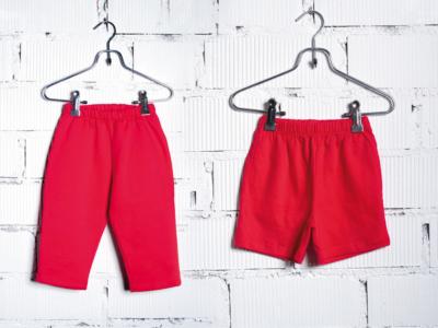 Prakak - Txanogorritxu haur-eskolako haur uniformea